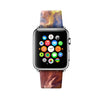 Custom Apple Watch Strap Abstract Art Oil Painting  38mm / 40mm  , 42mm / 44mm