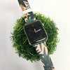Ultra Case Apple Watch Strap Honolulu Tree pattern  38mm / 40mm  , 42mm / 44mm