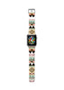 Custom Apple Watch Strap Colorful Navajo Tribal pattern 38 mm 42 mm