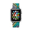 Custom Apple Watch Strap Vintage Navajo Tribal pattern  38mm / 40mm  , 42mm / 44mm