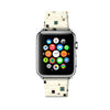 Custom Apple Watch Strap Art Cubic Pattern  38mm / 40mm  , 42mm / 44mm