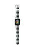Custom Apple Watch Strap Houndstooth 38 mm 42 mm