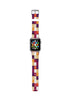 Pixels Geometric Pattern Watch Band Strap for Apple Watch -  38mm / 40mm  , 42mm / 44mm