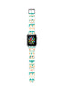 Mint Navajo Tribal Pattern Watch Band Strap for Apple Watch - 38 mm / 42 mm