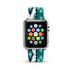 Turquoise Tribal Navajo Pattern Watch Band Strap for Apple Watch - 38 mm / 42 mm