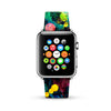 Abstract Art Vivid Pattern Watch Band Strap for Apple Watch -  38mm / 40mm  , 42mm / 44mm