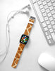 Giraffe Pattern Watch Band Strap for Apple Watch -  38mm / 40mm  , 42mm / 44mm