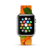 Leaves Autumn Falling Pattern Watch Band Strap for Apple Watch - 38 mm / 42 mm