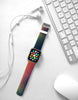 Aurora Borealis Abstract Color Watch Band Strap for Apple Watch -  38mm / 40mm  , 42mm / 44mm