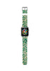 Green Mosaic Tiles Pattern Watch Band Strap for Apple Watch -  38mm / 40mm  , 42mm / 44mm