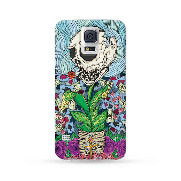 Sasmung Galaxy Case Death Color | Ultra-case.com