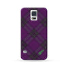 Sasmung Galaxy Case Grid Purple | Ultra-case.com