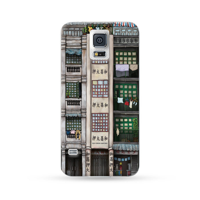 Sasmung Galaxy Case Hong Kong Style Color 1 | Ultra-case.com