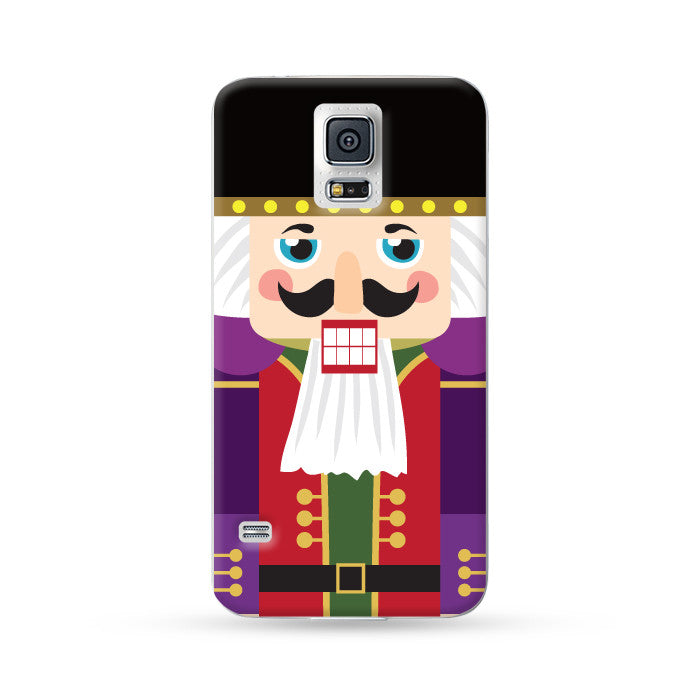 Sasmung Galaxy Case Nutcracker Color 1 | Ultra-case.com