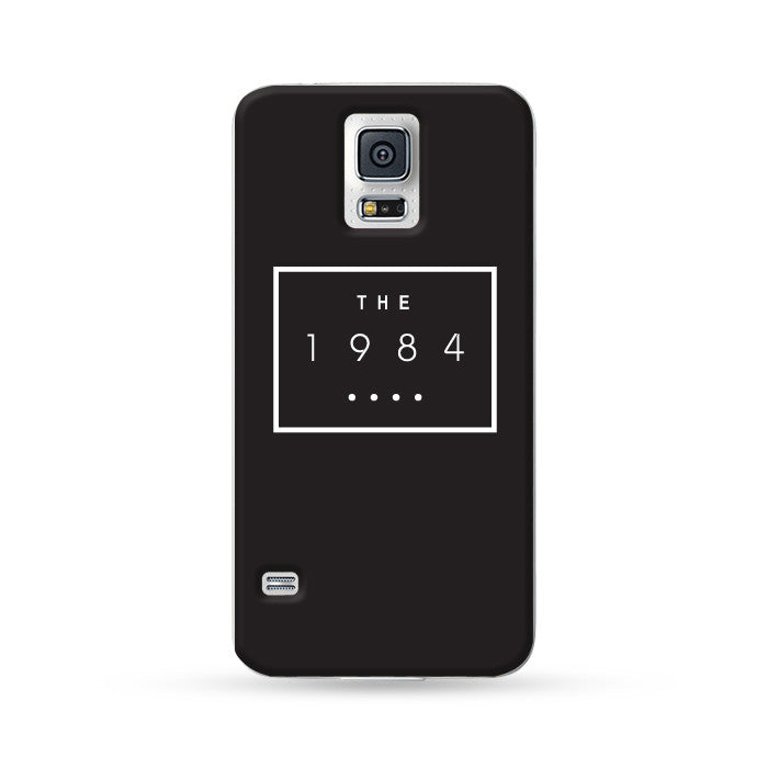 Samsung Galaxy Case The 1984 Black | Ultra-case.com