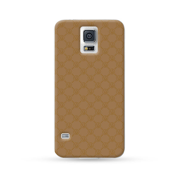 Samung Galaxy Case Ultracase Brown | Ultra-case.com