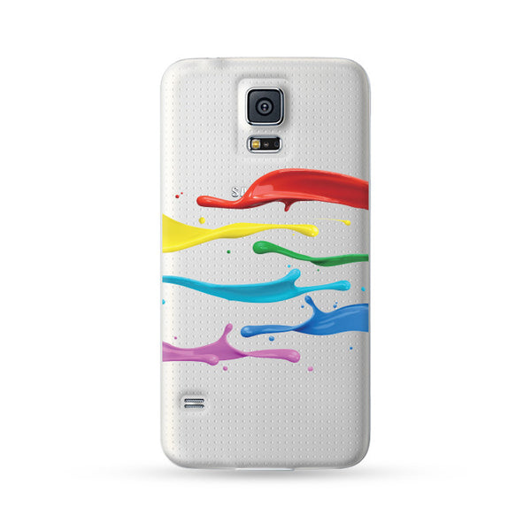 Samsung Galaxy Case Splash Color | Ultra-case.com