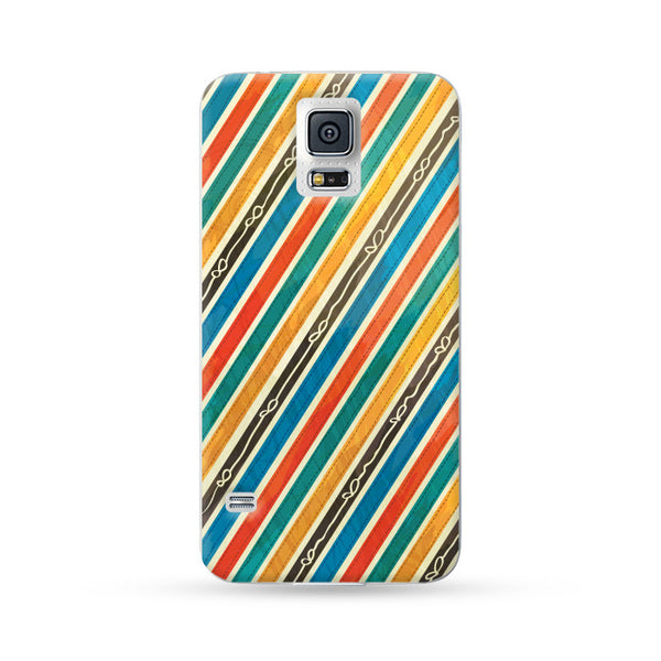Samsung Galaxy Case Stripes | Ultra-case.com