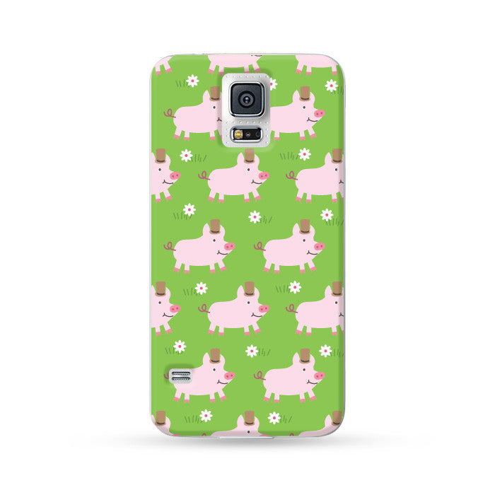 Samsung Galaxy Case Q pig | Ultra-case.com