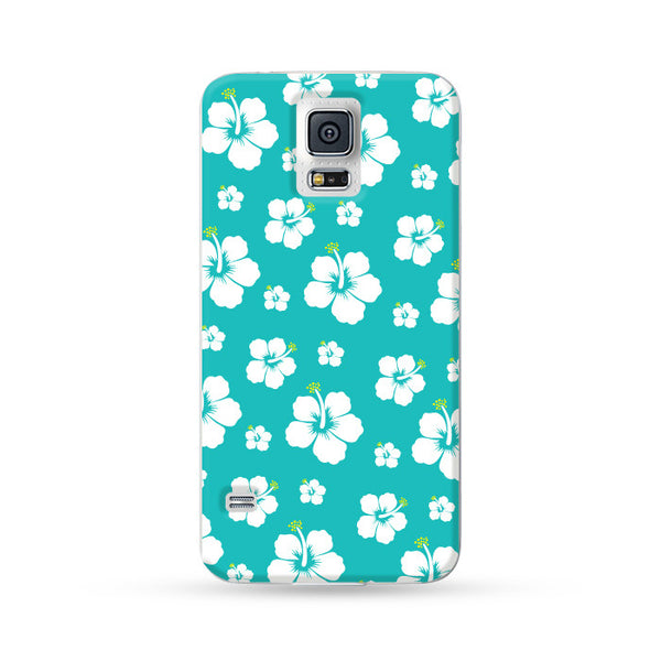 Samsung Galaxy Case Aloha Turquoise | Ultra-case.com