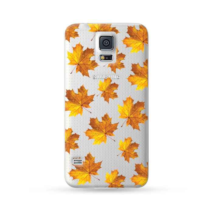 Samsung Galaxy Case Autumn Leaf | Ultra-case.com