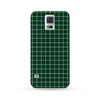 Samsung Galaxy Case Checks Green | Ultra-case.com