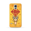 Samsung Galaxy Case Chinese Zodiac Dog Mandarin Orange | Ultra-case.com