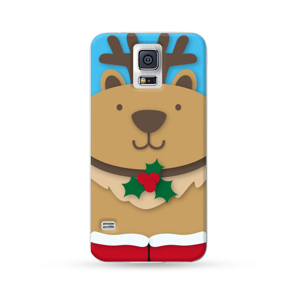 Samsung Galaxy Case Christmas Series - Christmas Deer | Ultra-case.com