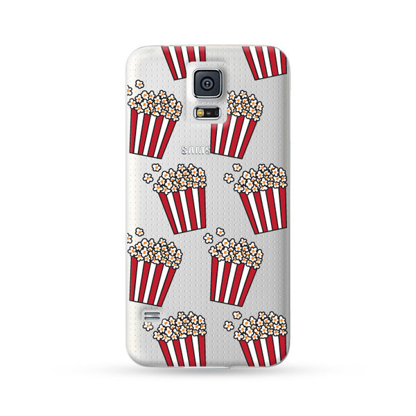 Samsung Galaxy Case Food Popcorn | Ultra-case.com