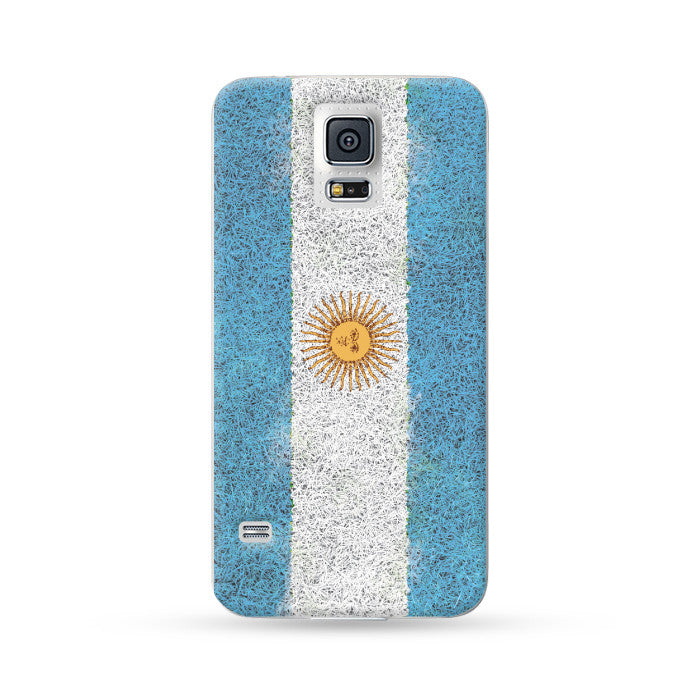 Samsung Galaxy Case Football Series - Argentina Flag | Ultra-case.com