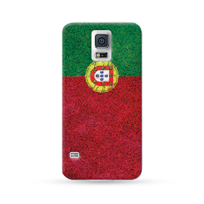 Samsung Galaxy Case Football Series - Portugal Flag | Ultra-case.com