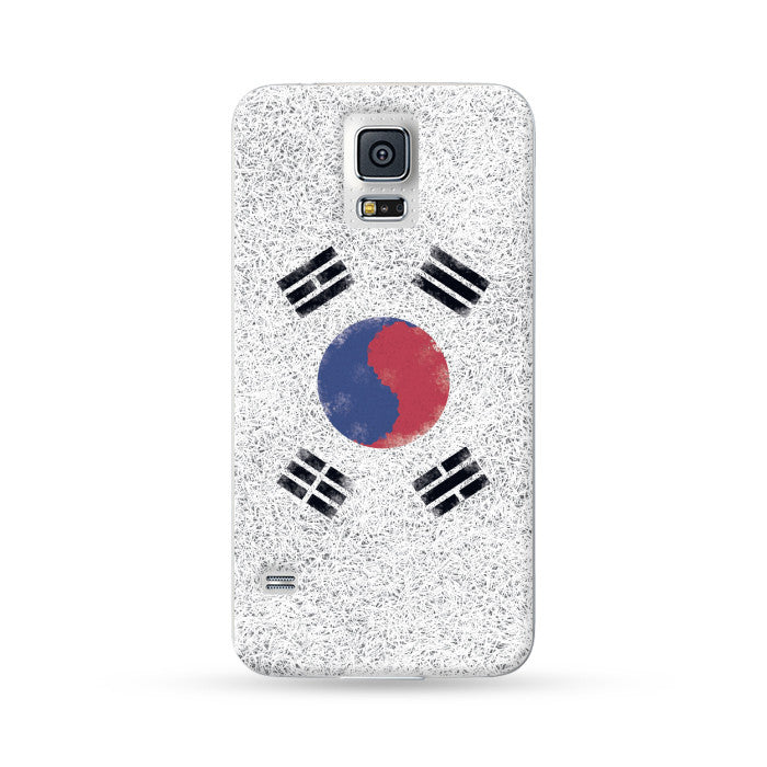 Samsung Galaxy Case Football Series - Korea Flag | Ultra-case.com