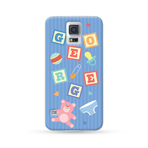 Samsung Galaxy Case Georgebaby | Ultra-case.com