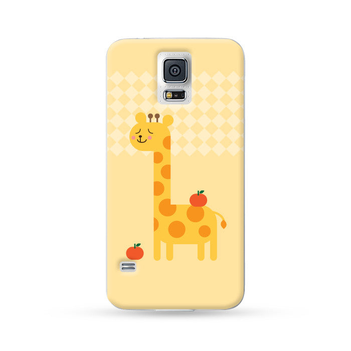 Samsung Galaxy Case Giraffe | Ultra-case.com