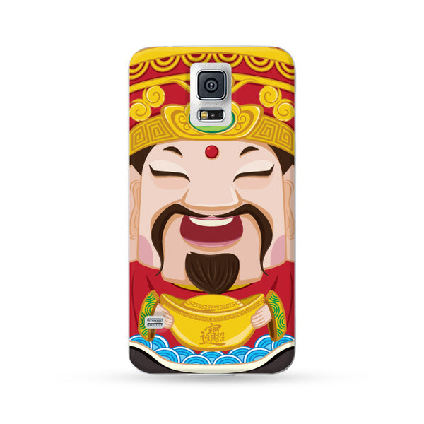 Samsung Galaxy Case God of Wealth | Ultra-case.com