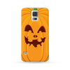 Samsung Galaxy Case Halloween Pumpkin Orange 01 | Ultra-case.com