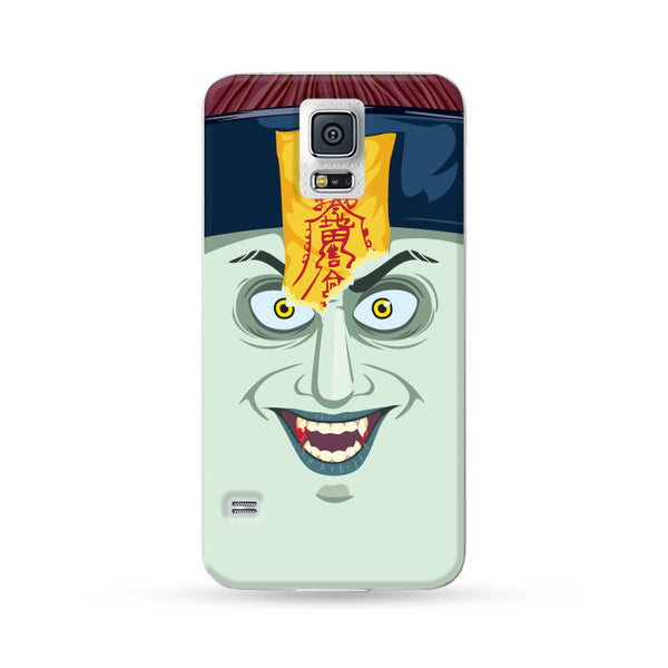 Samsung Galaxy Case Halloween Chinese Zombie Green 07 | Ultra-case.com