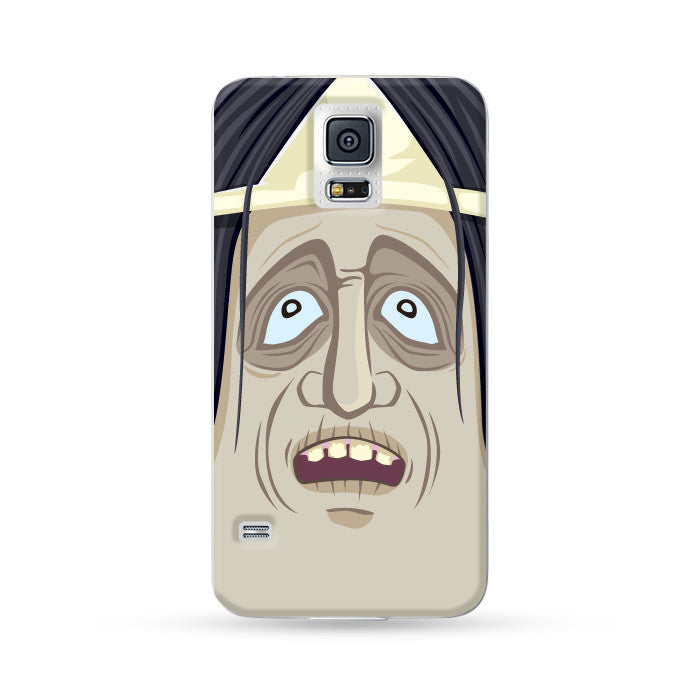 Samsung Galaxy Case Halloween Japanese Zombie Brown 08 | Ultra-case.com