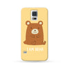 Samsung Galaxy Case I am Bear | Ultra-case.com