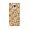Samsung Galaxy Case Kaleidoscope Brown | Ultra-case.com