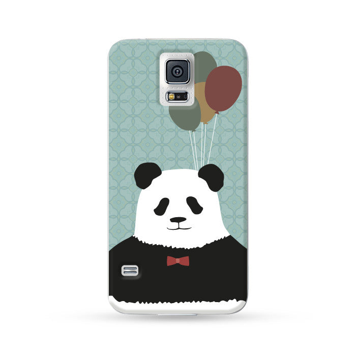 Samsung Galaxy Note 5 4 3 S6 edge plus S5 S4 S3 Case Mr. Panda | Ultra-case.com