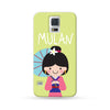 Samsung Galaxy Case Mulan | Ultra-case.com