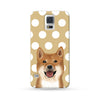Samsung Galaxy Case My Pets Dog Brown 1 Dots | Ultra-case.com