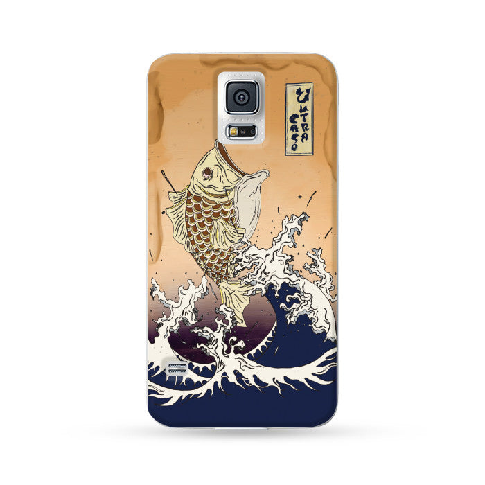 Samsung Galaxy Case Nihonga | Ultra-case.com