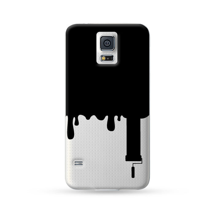 Samsung Galaxy Case Painter Black | Ultra-case.com