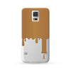 Samsung Galaxy Case Painter Gold | Ultra-case.com