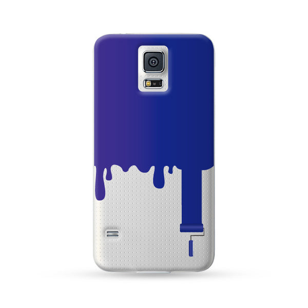 Samsung Galaxy Case Painter Purple | Ultra-case.com