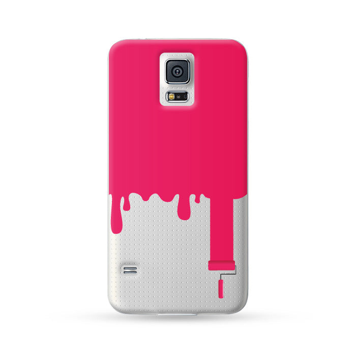 Samsung Galaxy Case Painter Pink | Ultra-case.com