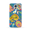 Samsung Galaxy Case Paisley Blue | Ultra-case.com