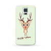 Samsung Galaxy Case Pet Deer Yellow | Ultra-case.com
